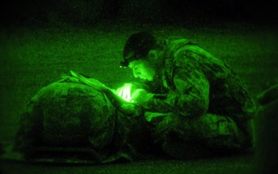 Revisiting the SFAS Night Land Navigation Course