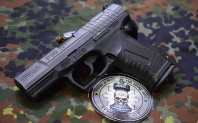 Walther P99 4,000 Round Performance