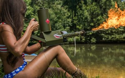 Burning Love: Firing Up the Commercially Available XM42 Flamethrower
