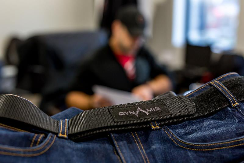 "Dynamis Alliance Low Pro 1.5"" Minimalist Belt"