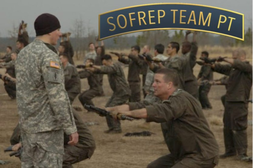 SOF Selection PT Preparation 6.26.2017