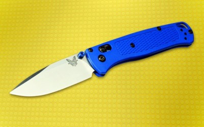Benchmade Introduces Ultralight 535 Bugout Knife