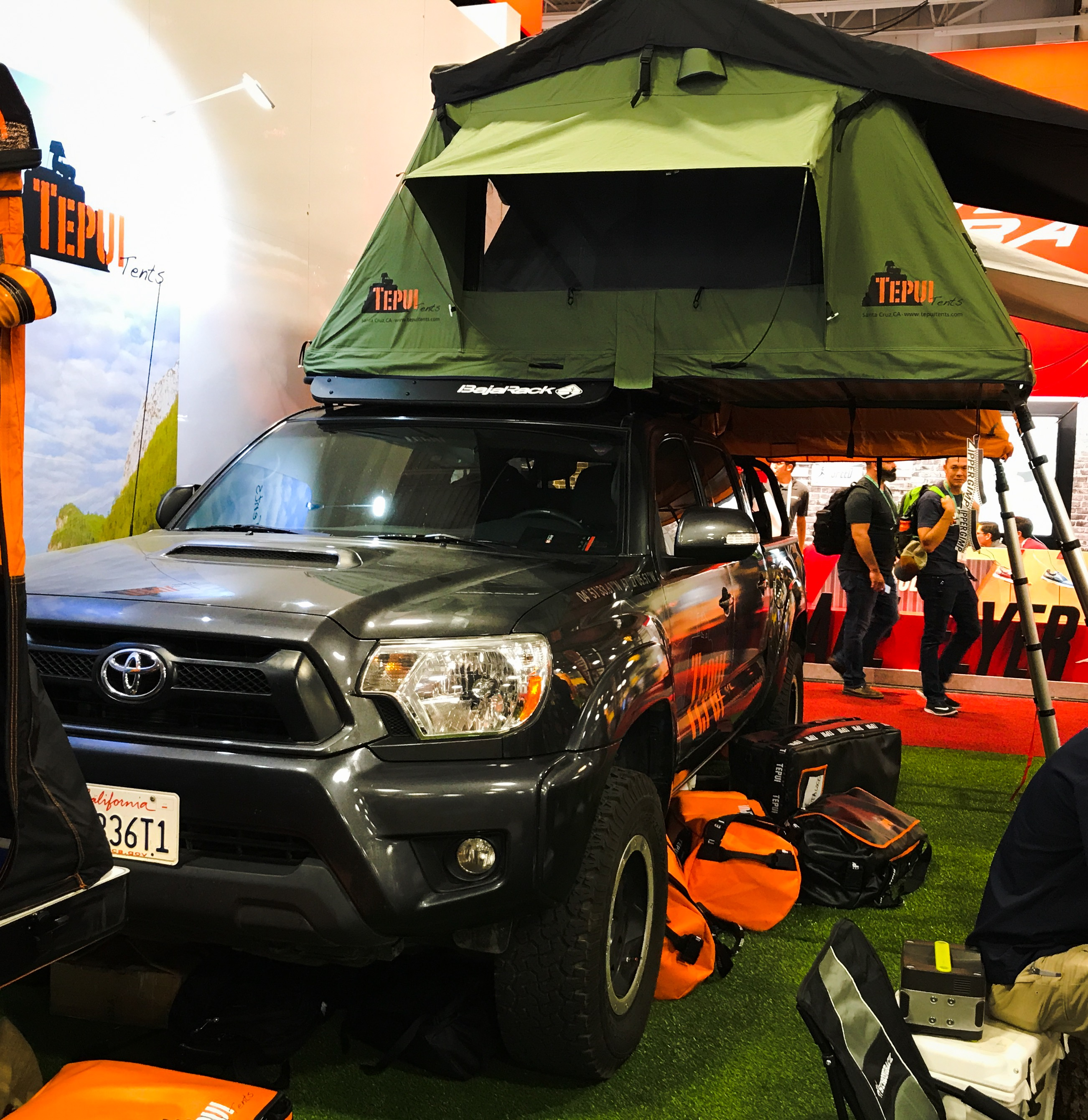 Outdoor Retailer 2017 Tepui Tents The Loadout Room