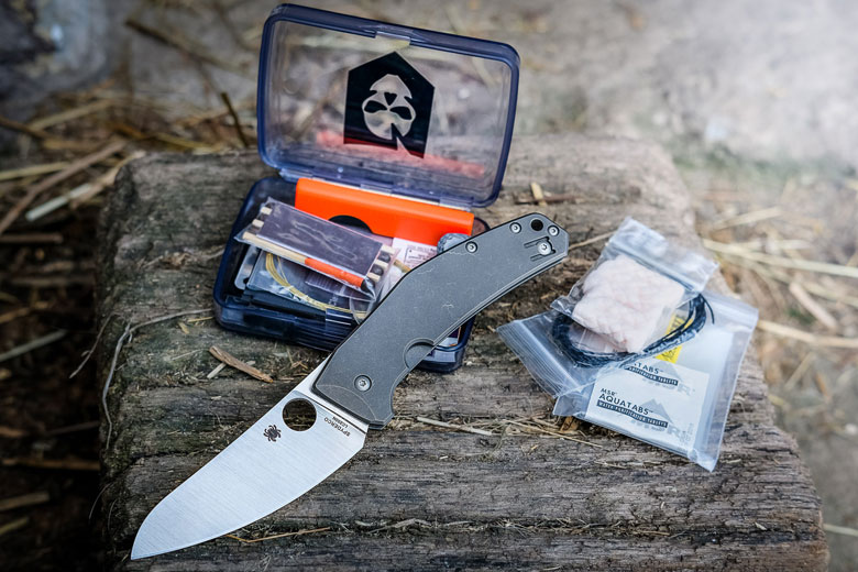 The Spyderco SpydieChef: A Versatile Chef's Knife in Your Pocket