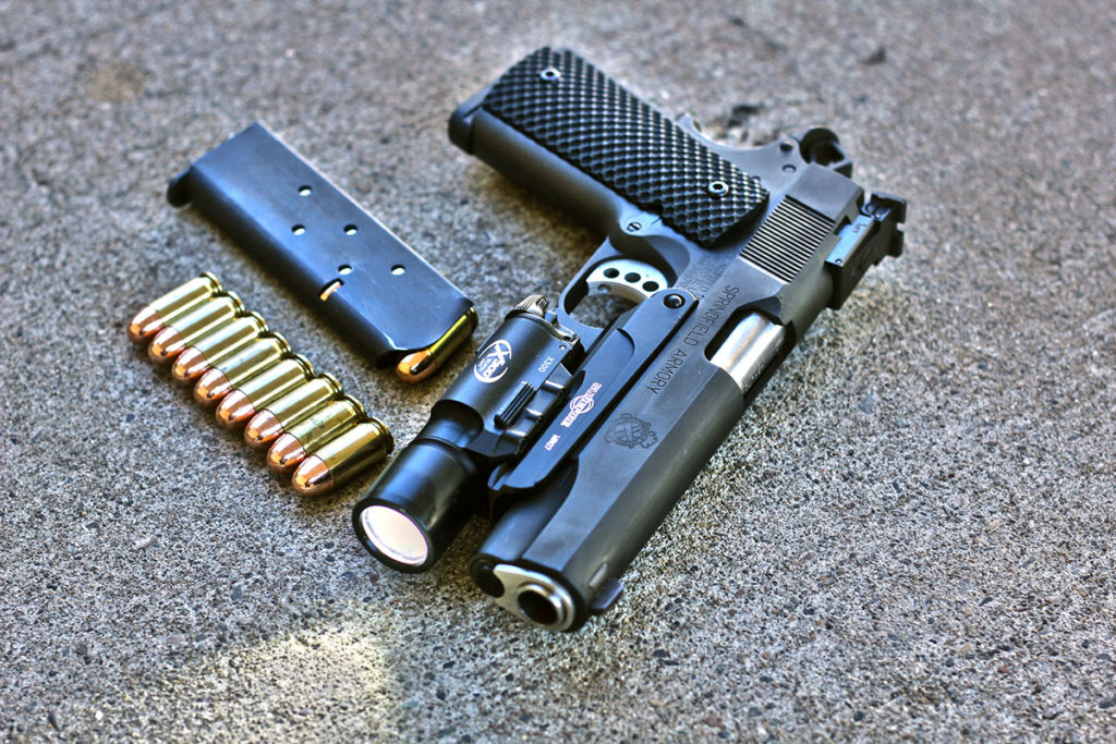 Why the 1911 still rocks...In My Opinion