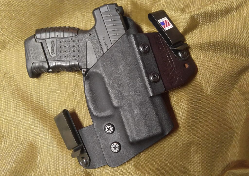 The No-Print Wonder By Clinger Holsters