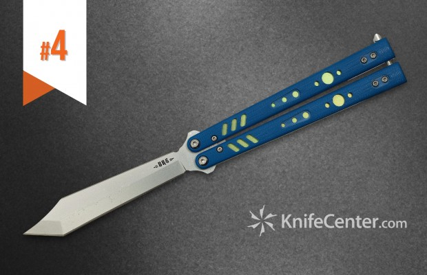Top 25 Best Selling Blades of 2017: #4 BRS Replicant