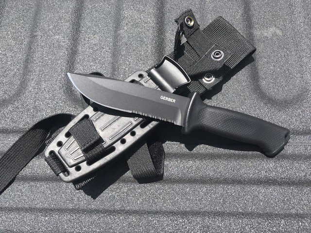 Gerber Prodigy Fixed Blade Knife