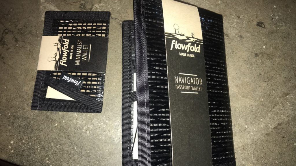 Flowfold Navigator Passport Holder