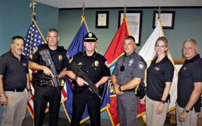 Pennsylvania State Capitol Police Upgrade to the TAVOR X95