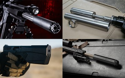 2017's New Suppressor Lineup Is Insanely Versatile