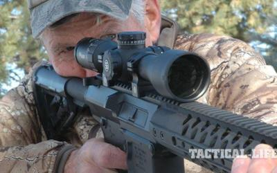 Optics Test: Sig Sauer's WHISKEY5 Riflescopes