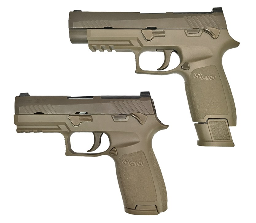 New Duty Pistol for Tampa Police Department: SIG SAUER P320