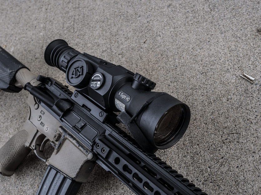 The ATN X-Sight II HD 5-20x   Night Vision Scope For The Masses