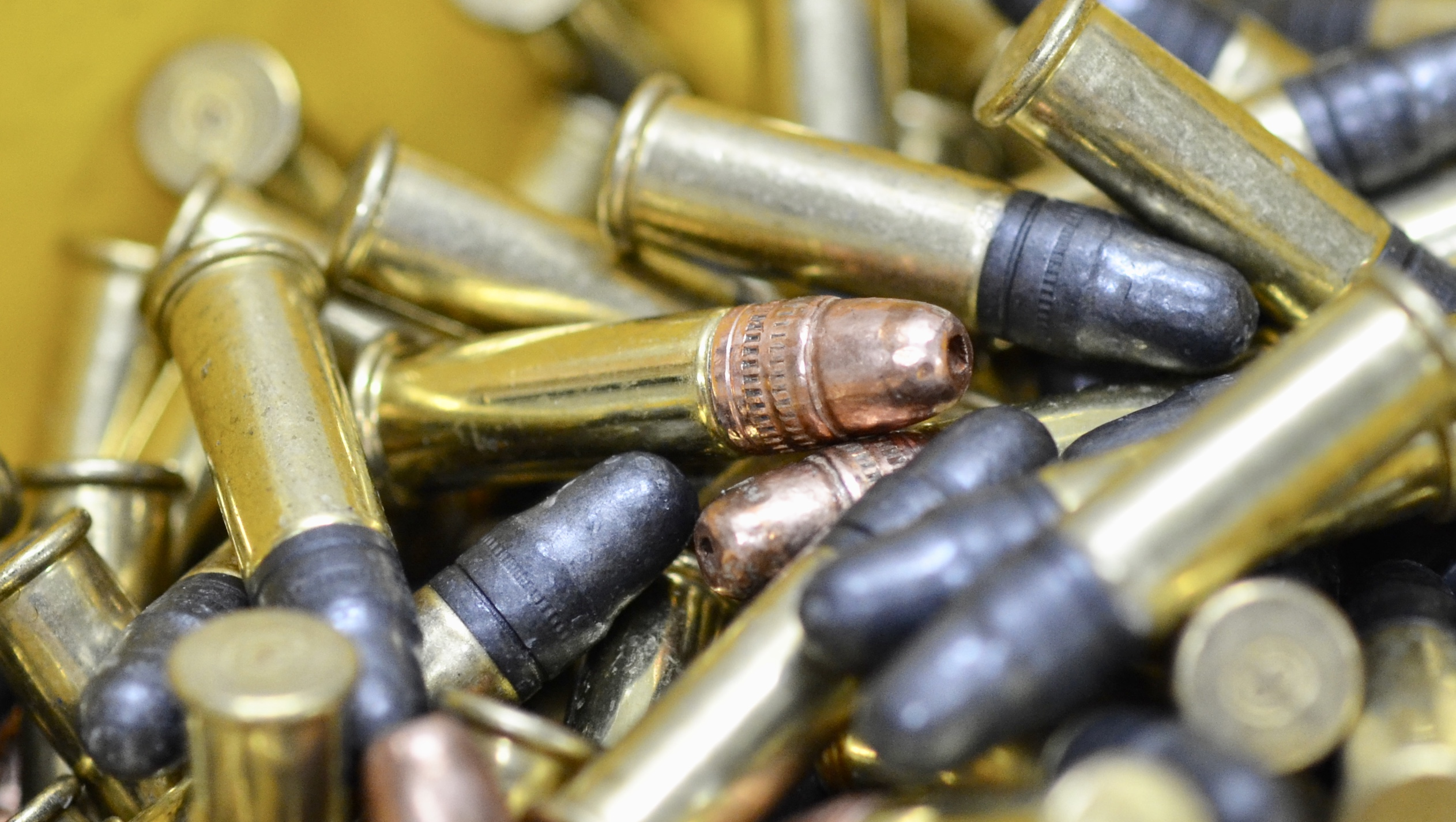 Lead or Copper for your  22LR ? - The Loadout Room