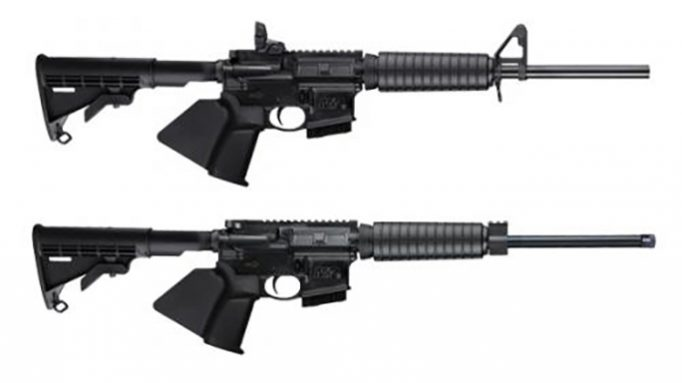 Smith & Wesson Releases California-Compliant M&P15 Sport II Rifles