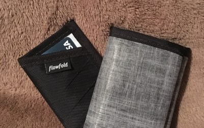FlowFold Limited Tri-Fold and Minimalist Wallets