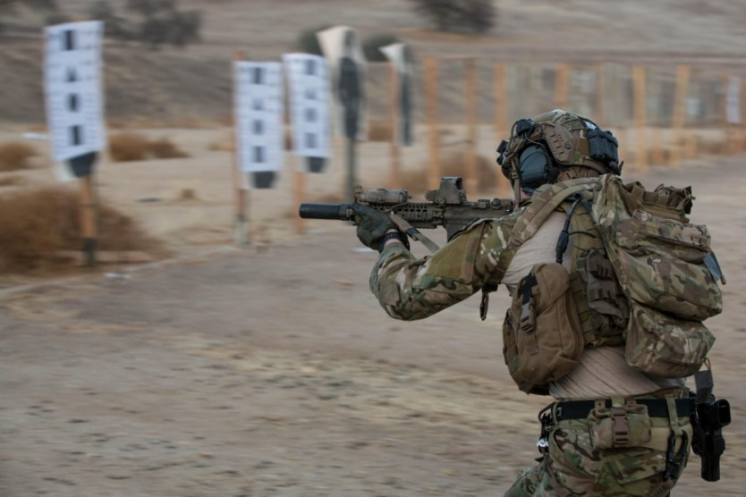 Loadout Room photo of the day | 75th Ranger Regiment task force training