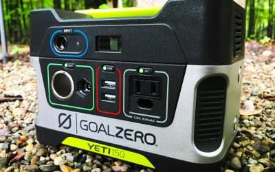 Goal Zero Yeti 150 | Portable Power