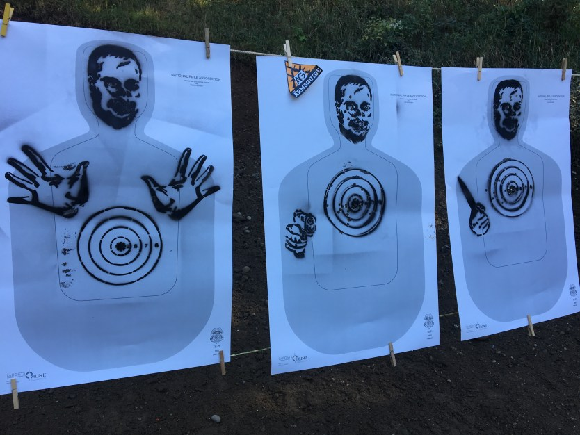 Patriot Stencils: Mark Your Targets for Better Training
