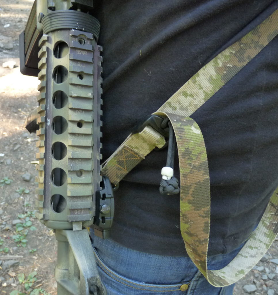 Sheriff Of Baghdad Tactical B-Sling | Range Review