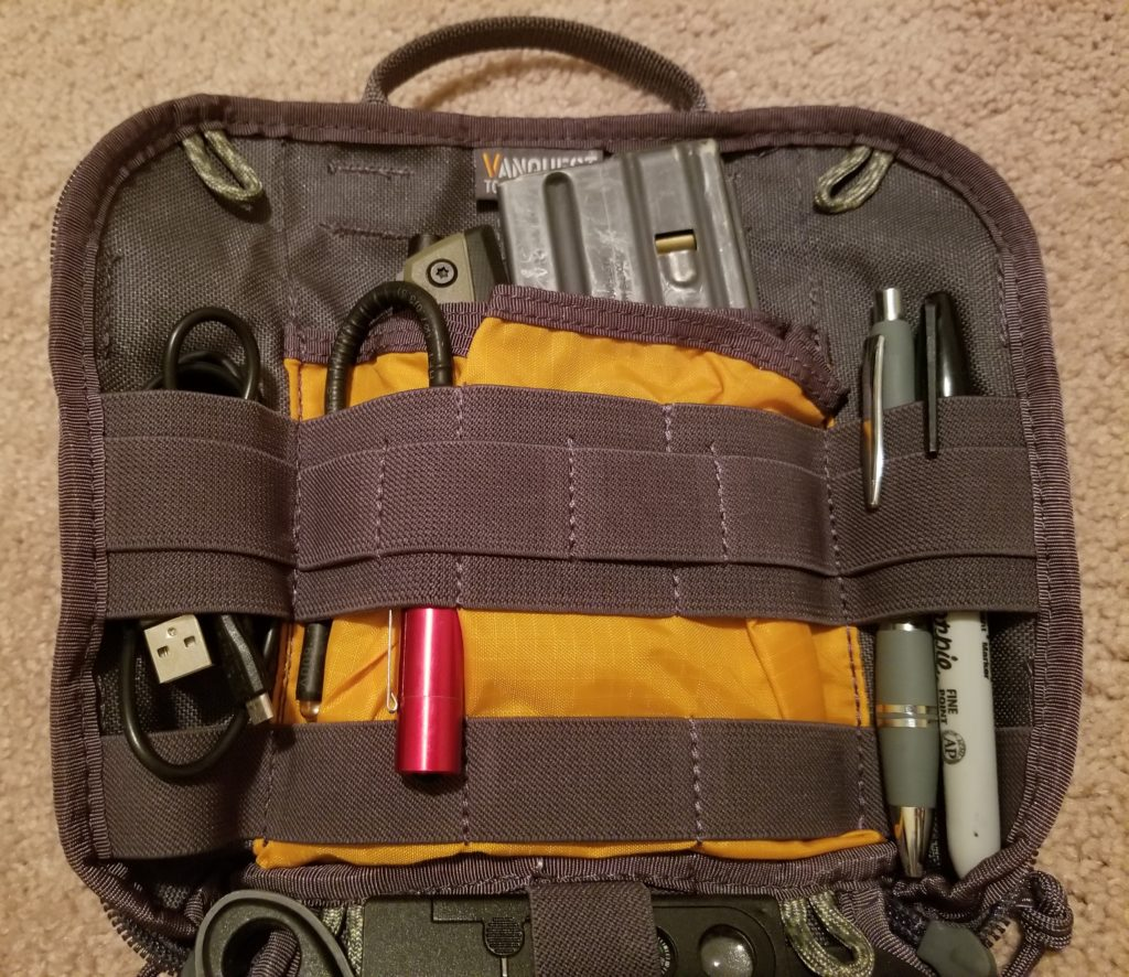 Vanquest FTIM – Organizing your EDC