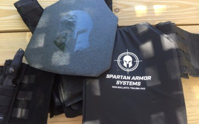 Gear Review: Spartan Armor, Banshee Plate Carrier