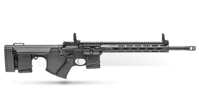 Now California-Legal: The Springfield Saint with Free Float Handguard