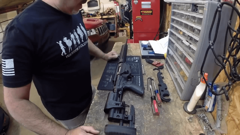 Upgrading the Ruger Precision Rifle