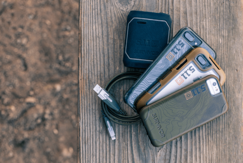 5.11 Tactical and Griffin Technology Join Forces to Launch Griffin Survivor: 5.11 Tactical Edition Rugged Mobile Accessories
