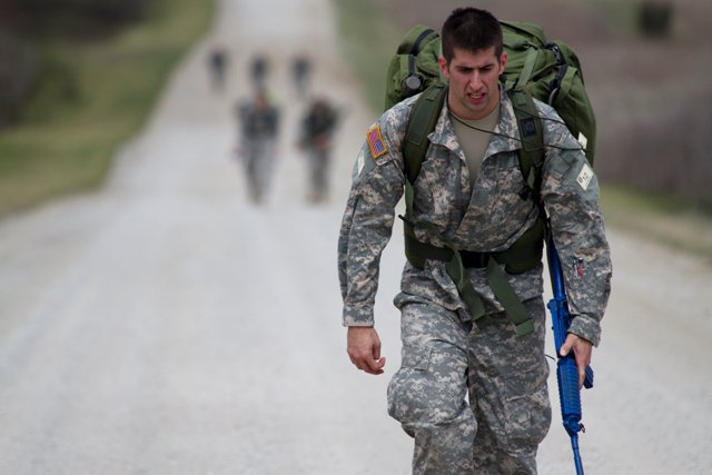 How to Prevent Getting Those Nasty Shin Splints When Rucking