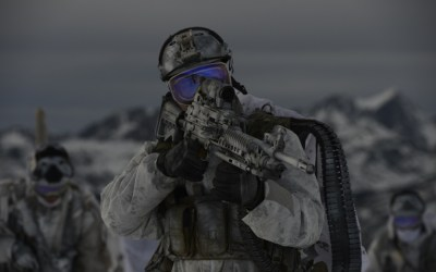 Loadout Room photo of the day   Navy SEAL winter warfare