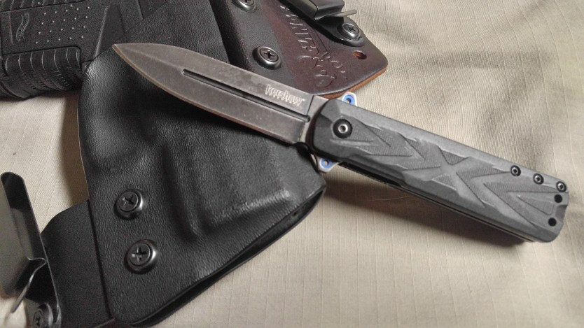 The Kershaw Barstow: A knife of class and style