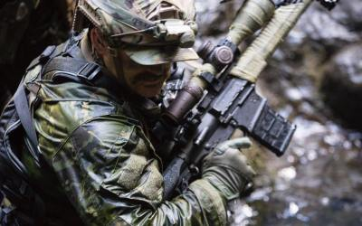 Watch: SOFREP TV Training Cell traverses the jungle
