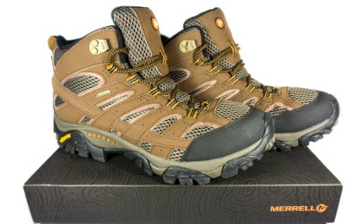 Merrell Moab 2 Mid GTX | First impression: Lightweight meets quality