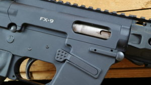 Not long ago we brought you a first look at the FX-9 from Freedom Ordnance. This 9mm, Glock-magazine fed, pistol-caliber carbine is made from a billet upper and lower and ran anything we could fit in the magazine. Properly scaled for 9mm, the receivers are a touch smaller than your standard AR-15.