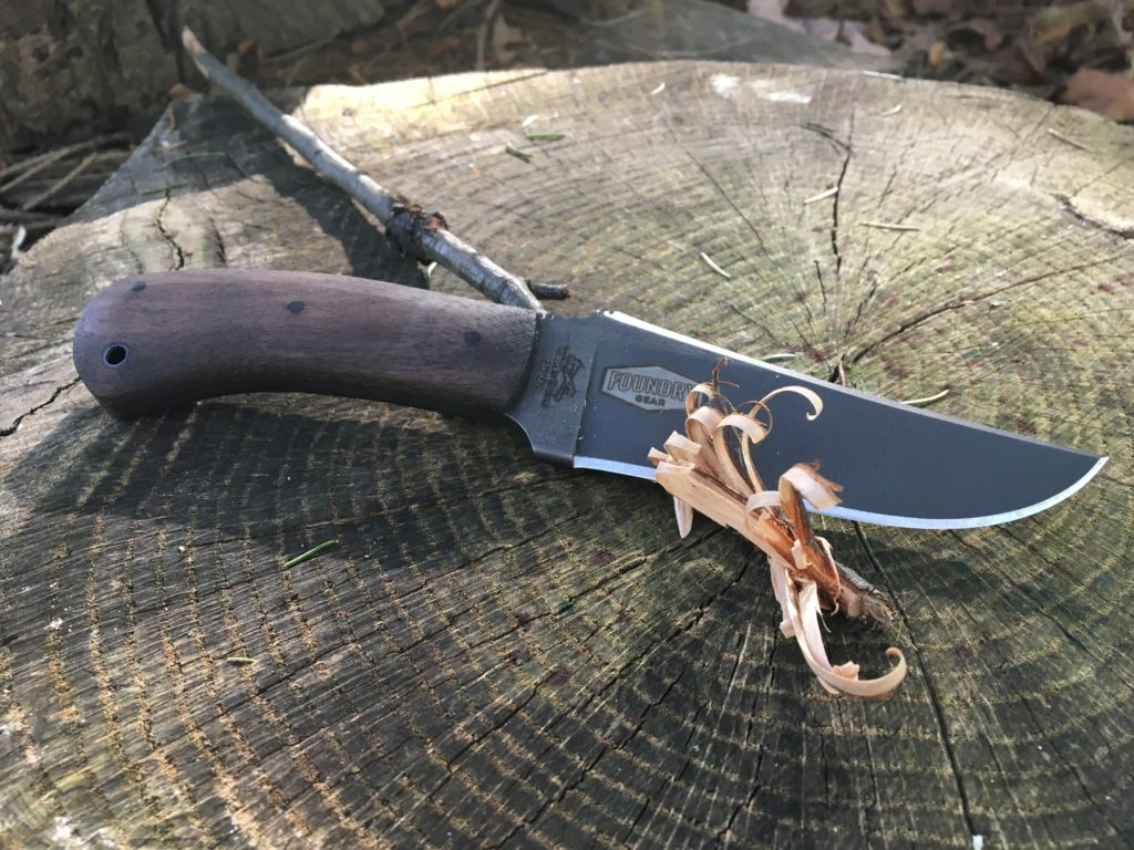 Winkler Belt Knife | Exclusive Special Edition | CPM3V and Walnut