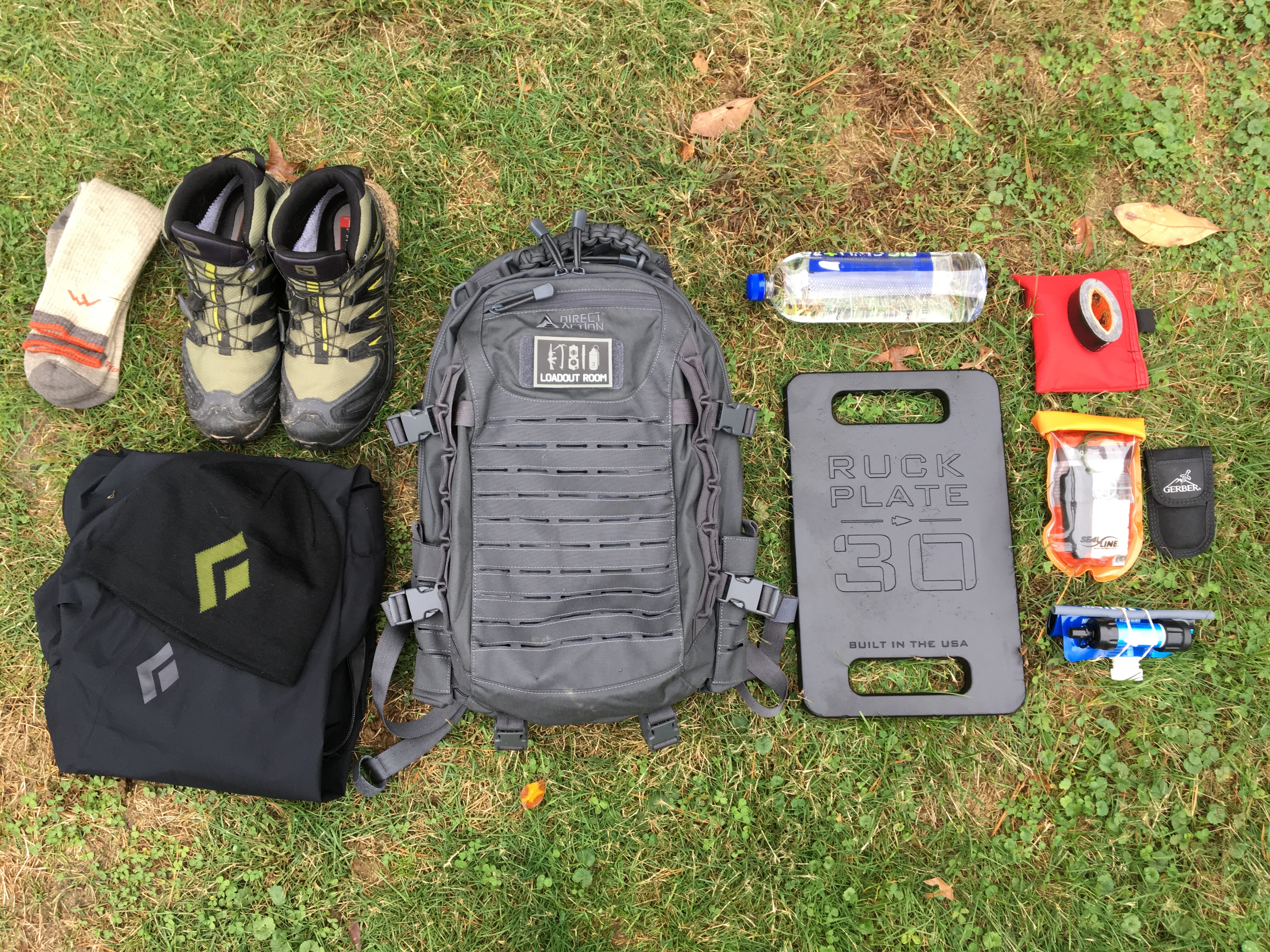 0e22435fd6a75 Rucking for the Green Beret Foundation  My gear selection for rucking