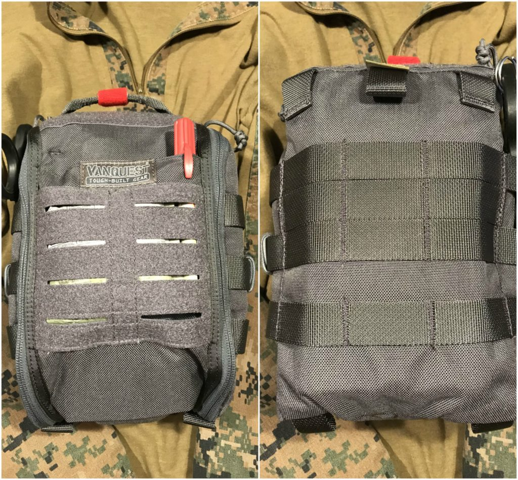 Vanquest Gear Tactical FATPack 7x10 First Aid Trauma Pack