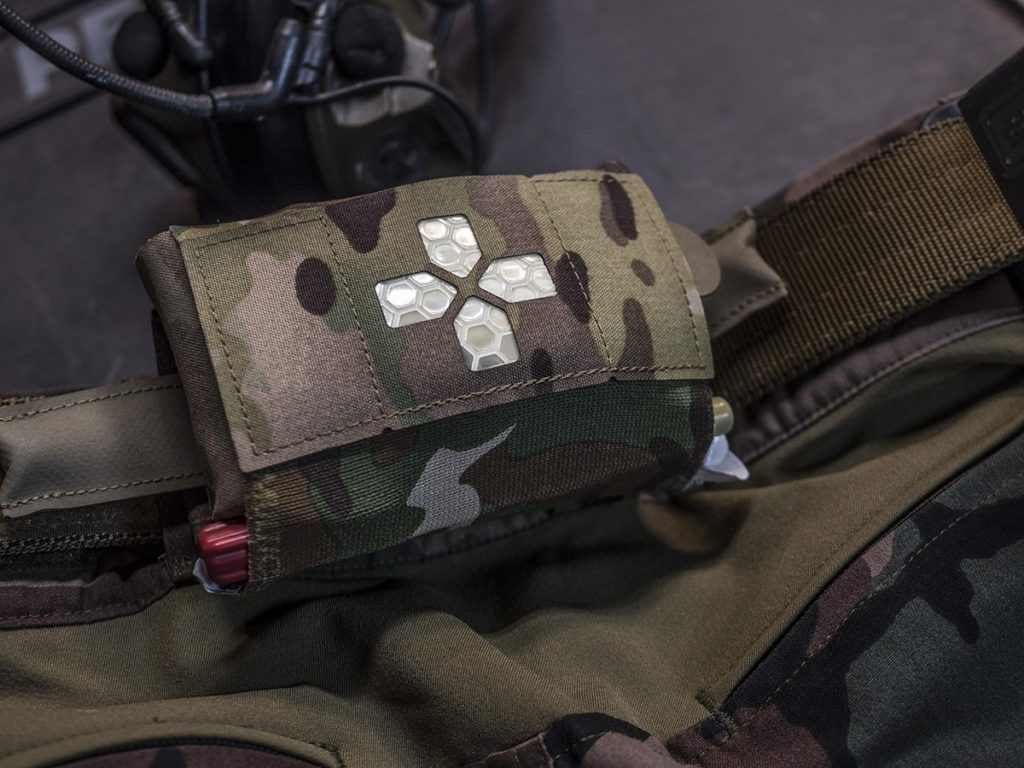 Blue Force Gear Micro Trauma Kit NOW! The best damned micro IFAK I've seen!