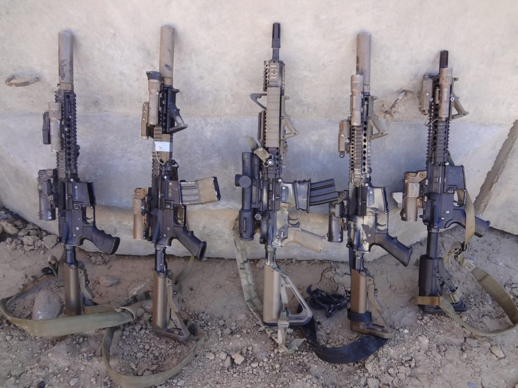 Special Operations Member Explains Current Rifle Trends