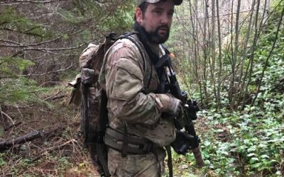 Vorn Equipment Lynx hunting pack