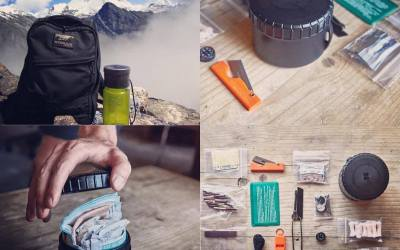 The PACElid: Adding innovative storage capacity to your water bottle
