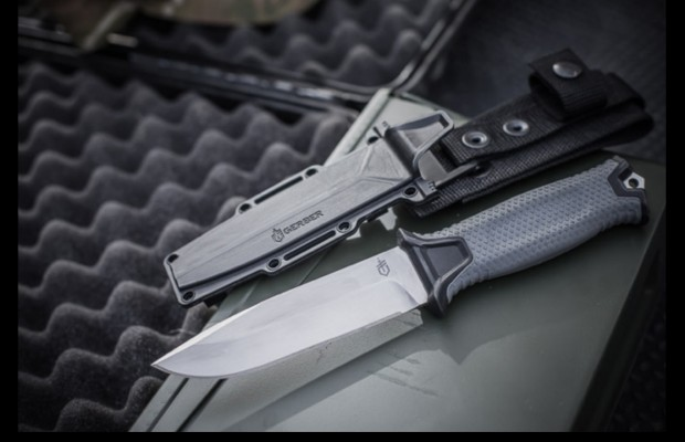 Gerber Experiments with New Steel for Limited Fixed Blade Run