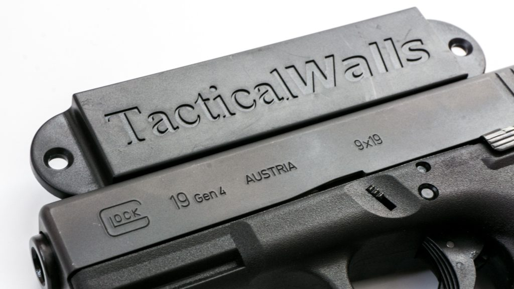 Tactical Walls | Hide-A-Mag: Simply conceal your firearm, anywhere