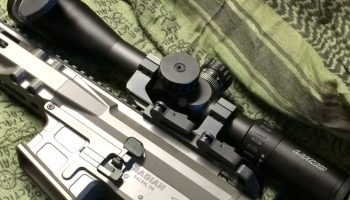Lucid MLX 4.5-18X scope review |  Budget friendly quality