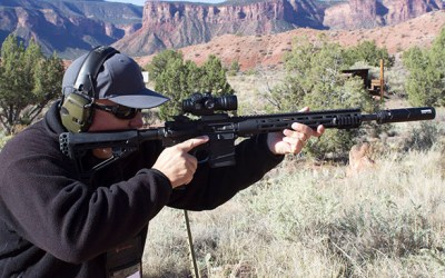 Is the Savage MSR 15 Recon a Serviceable Combat Rifle?