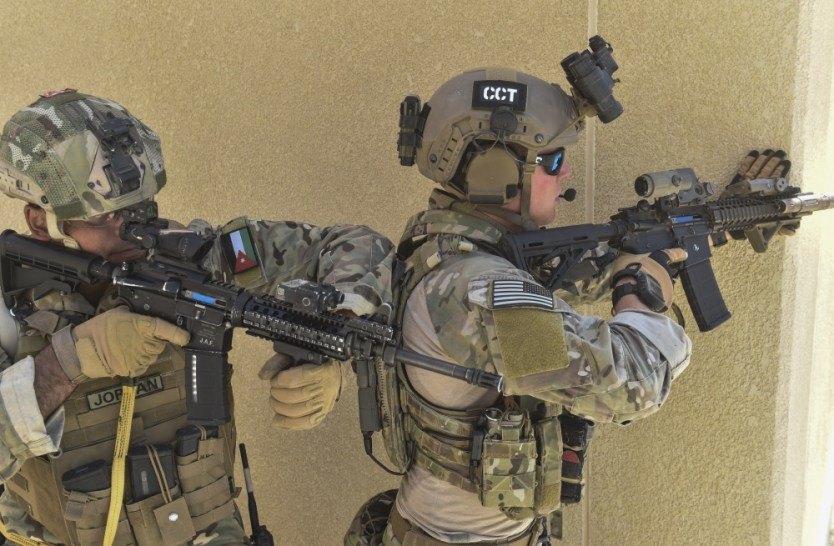 Loadout Room photo of the day | US, Italy and Jordan special operations conduct combat search and rescue