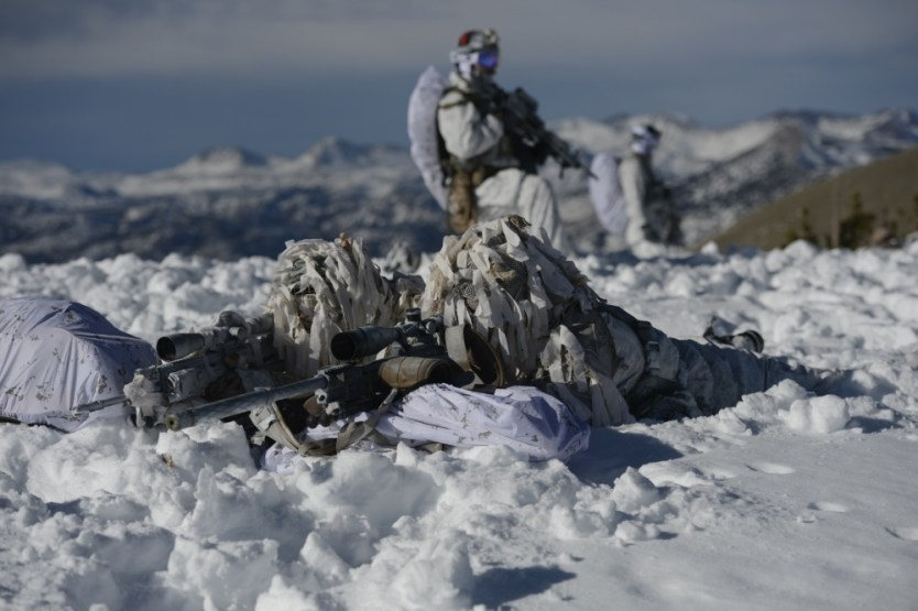 Loadout Room photo of the day | Navy SEAL winter warfare