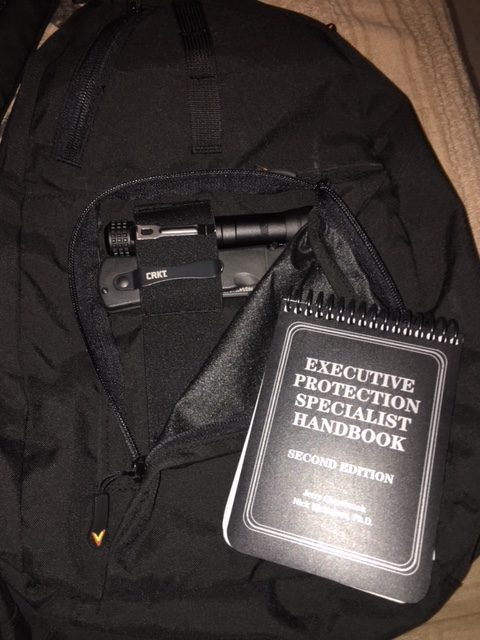 Executive Protection Edc